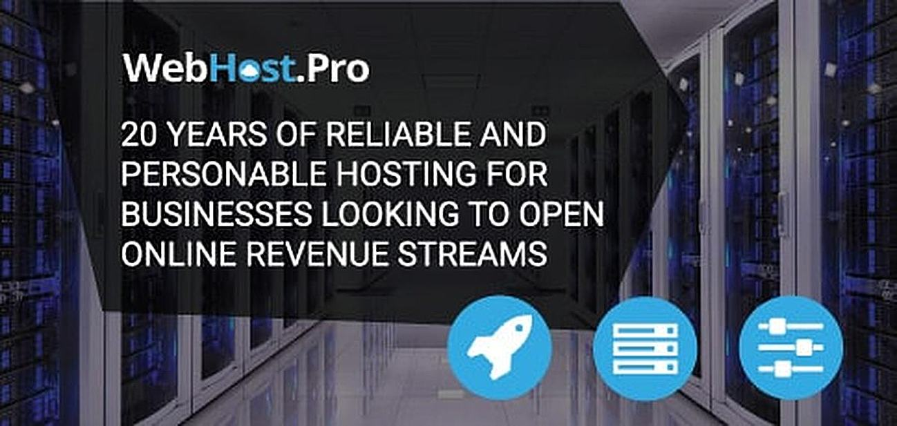 Co-Founder Charles Yarborough Talks WebHost.Pro: 20 Years of Reliable and Personable Hosting for Businesses Looking to Open Online Revenue Streams