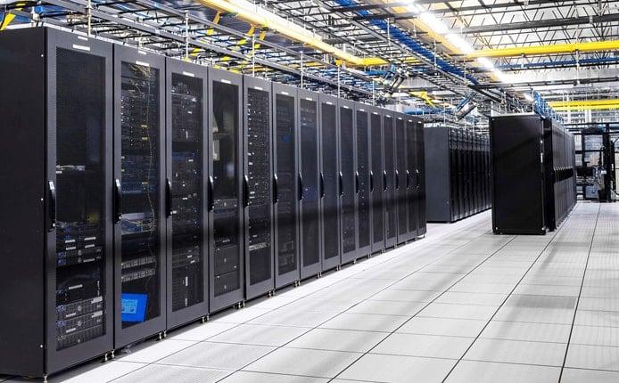 Photo of WebHost.Pro's datacenter