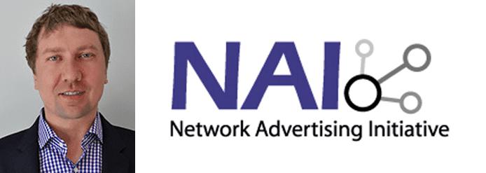 Anthony Matyjaszewski's headshot and the NAI logo