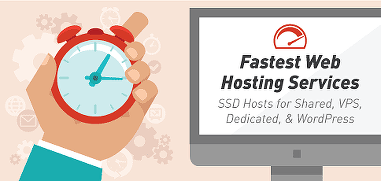 SSD Hosts for Shared, VPS, Dedicated, and WordPress