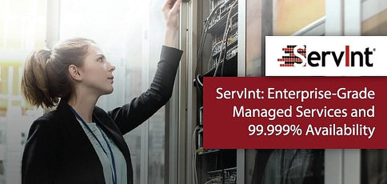 ServInt: Enterprise-Grade Managed Services and 99.999% Availability