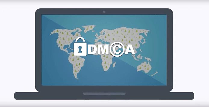DMCA graphic