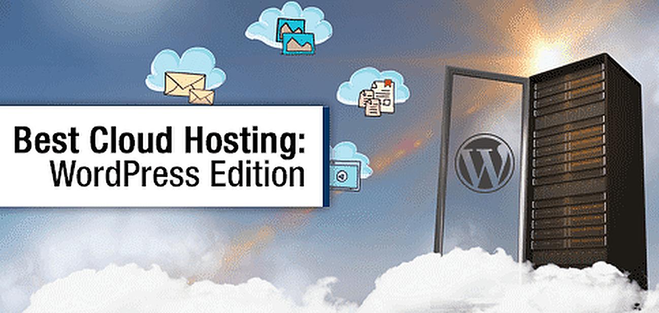 """10 Best """"WordPress Cloud Hosting"""" Reviews 2018 (Top WP Platforms)"""