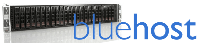 Bluehost VPS image