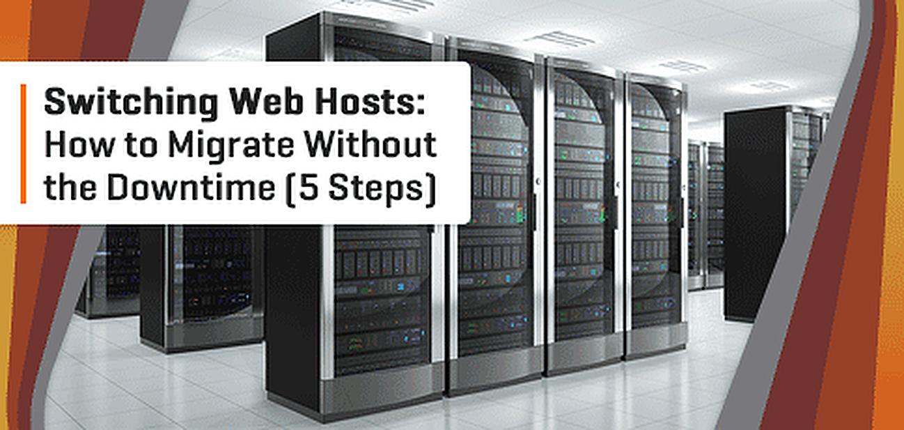 How to Switch Web Hosts Guide Image