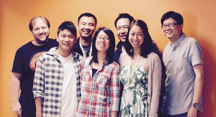 Photo of Doteasy's team