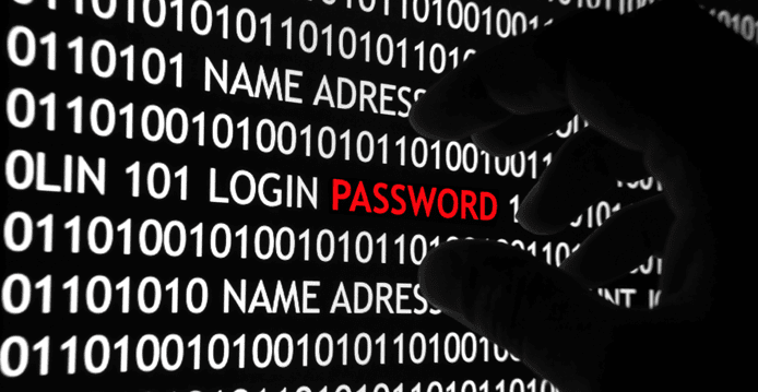 Image Depicting Password Security