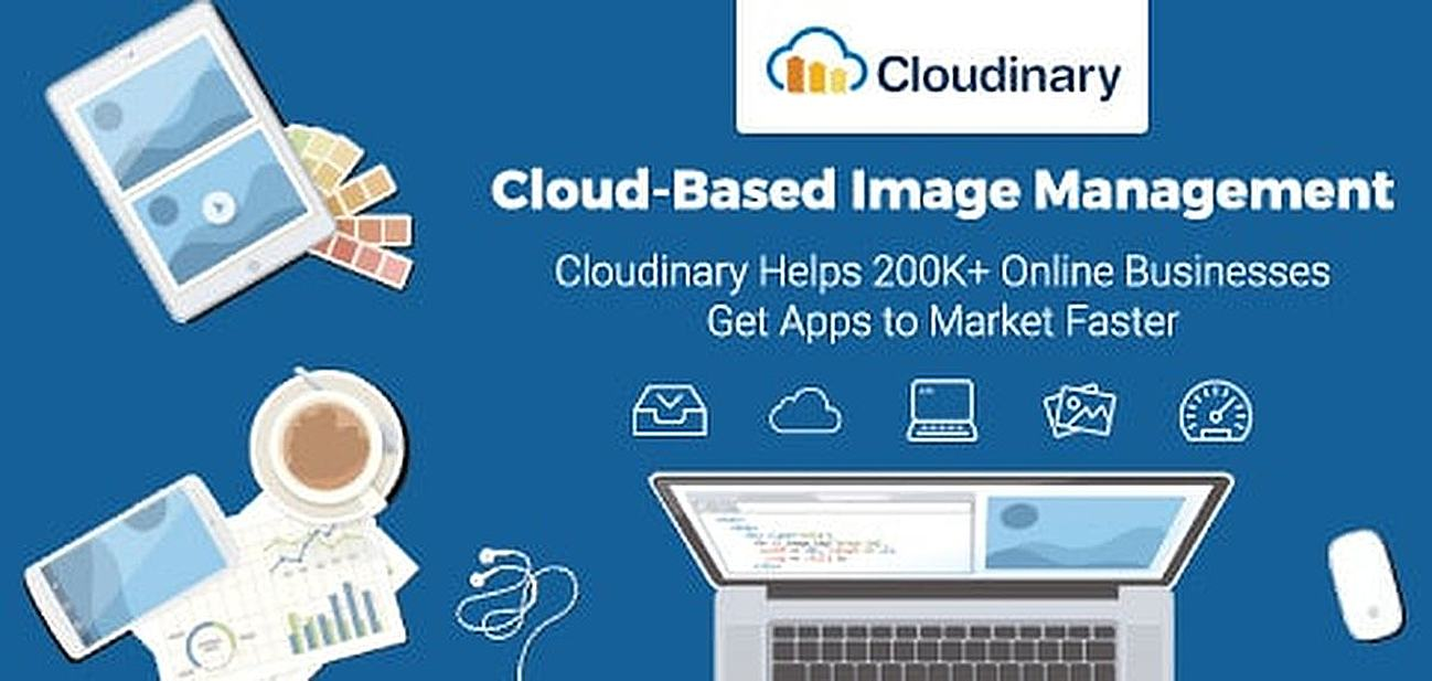 Cloudinary Article Graphic