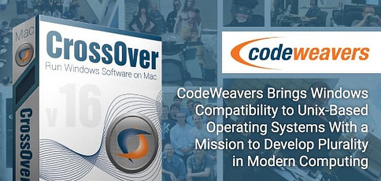 CodeWeavers Brings Windows Compatibility to Unix-Based Operating Systems With a Mission to Develop Plurality in Modern Computing