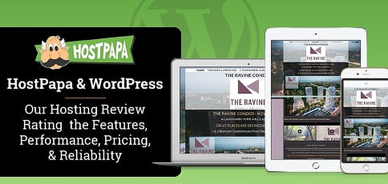 HostPapa WordPress Review 2018: Hosting Rating with Pros & Cons