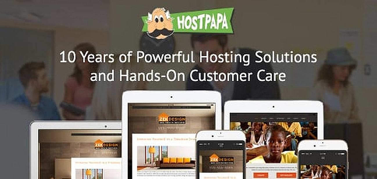 HostPapa: 10 Years of Helping Businesses Worldwide Reach Online Audiences Through Powerful Hosting Solutions and Hands-On Customer Care
