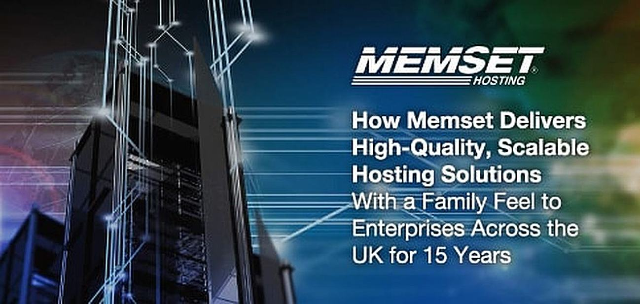 Memset — 15 Years of Delivering High-Quality, Scalable Hosting Solutions With a Family Feel to UK Enterprises