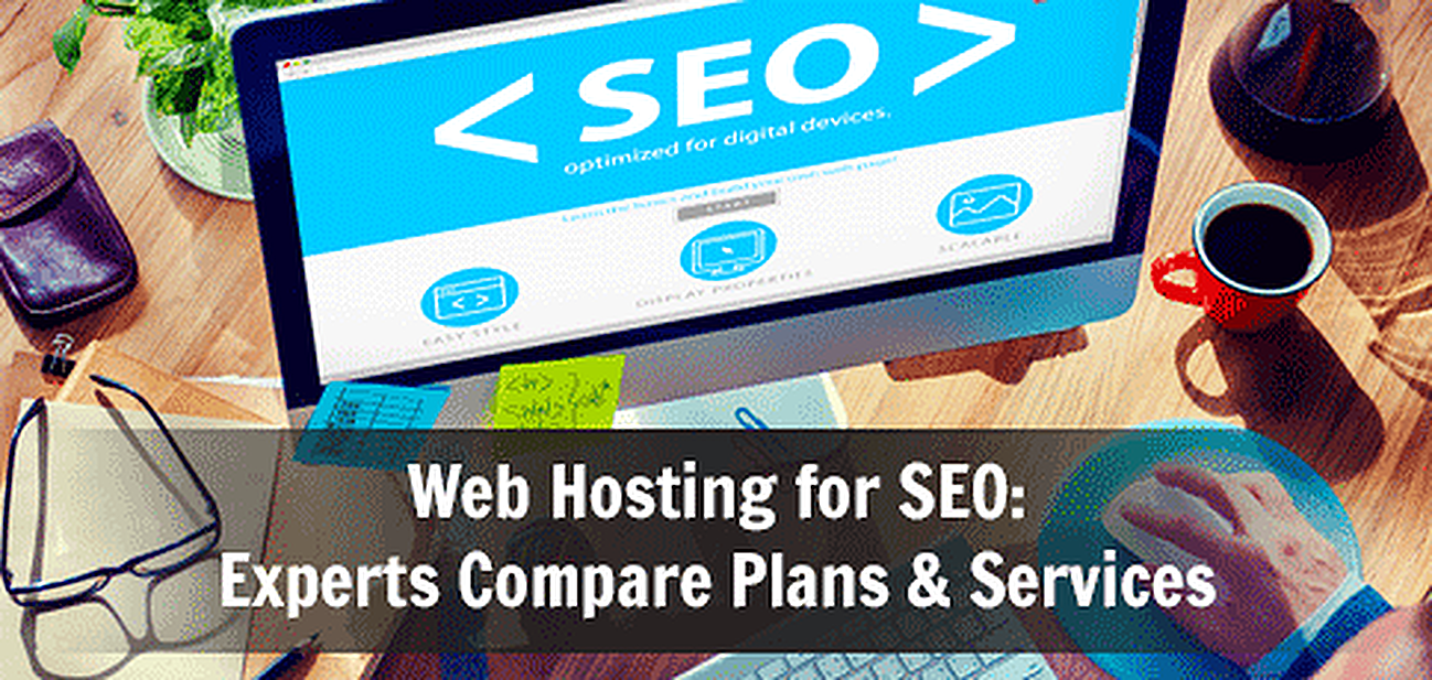 Best Web Hosting for SEO Guide Graphic