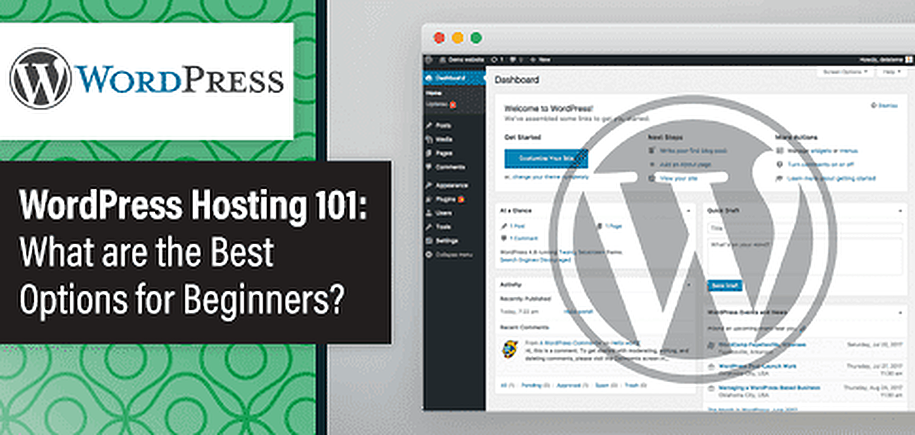 2018's Best WordPress Hosting for Beginners (Top 10 Companies)