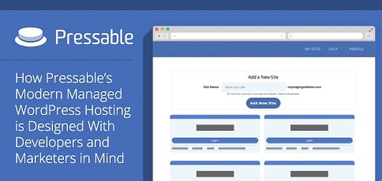 How Pressable is Empowering Enterprises and Entrepreneurs to Engage Consumers Online With Cutting-Edge Managed WordPress Hosting Solutions