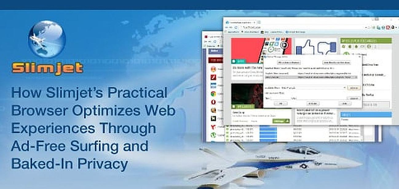 Slimjet: How the Universally Practical Browser is Optimizing Web Experiences Through Ad-Free Surfing, a Welcoming Interface, and Baked-In Privacy