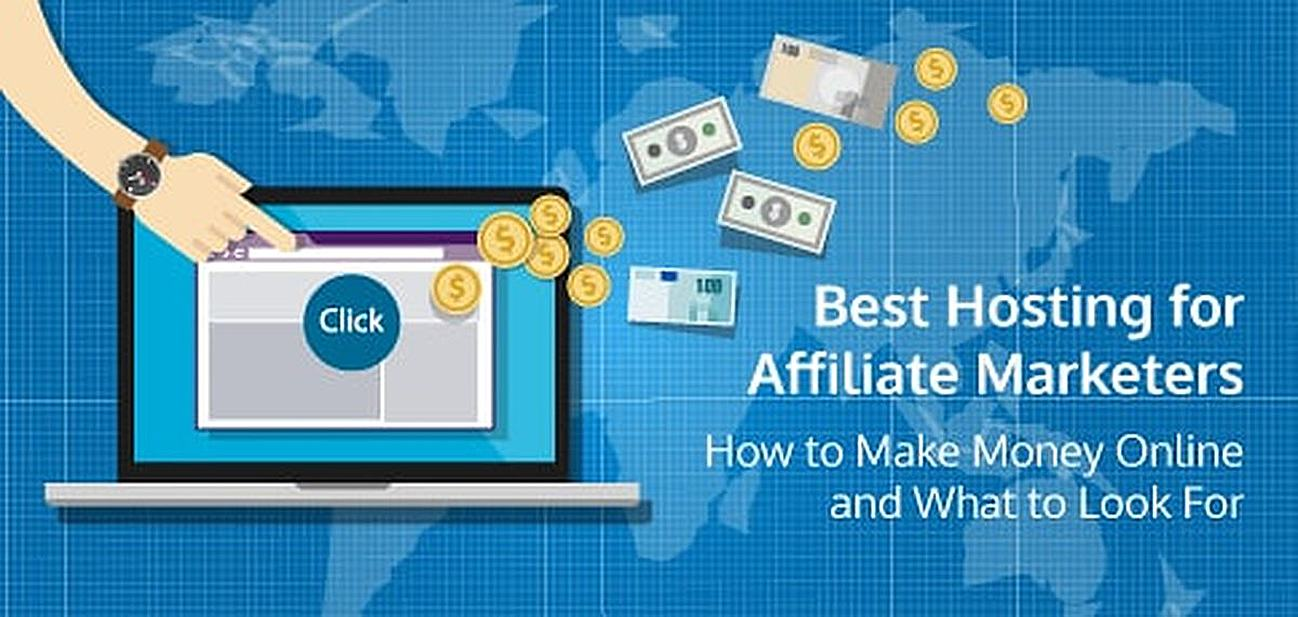 Best hosting for affiliate marketers