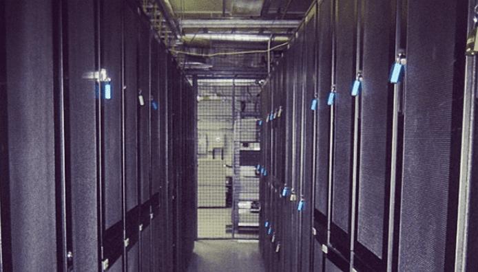 Photo of Varial Hosting's datacenter