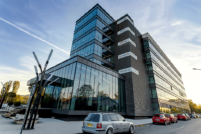 Photo of WebHostSpace headquarters