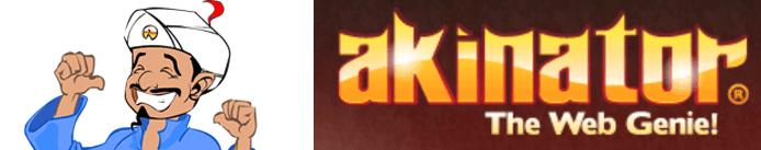 Akinator the Web Genie logo