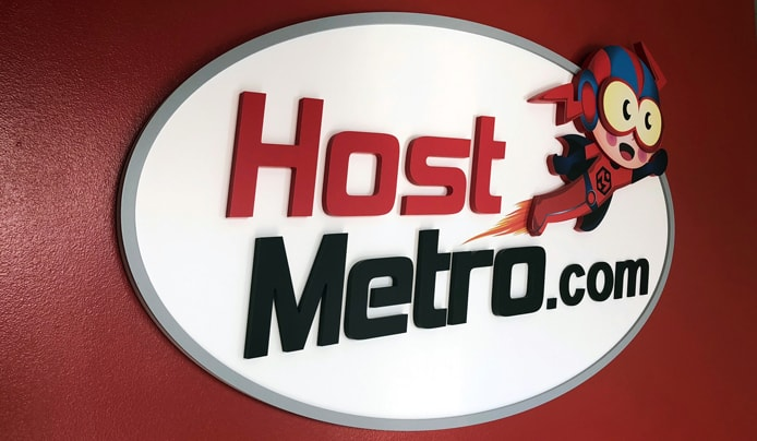 HostMetro logo