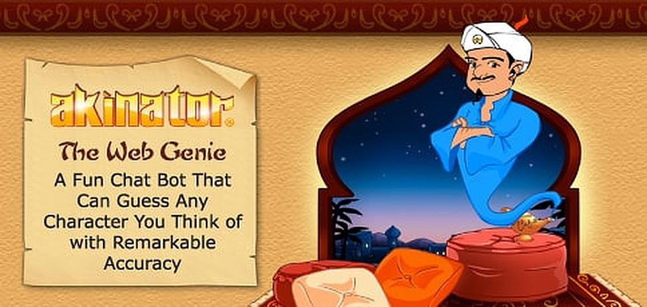 Akinator the Web Genie — A Fun Chatbot That Can Guess Any Character You Think of with Remarkable Accuracy