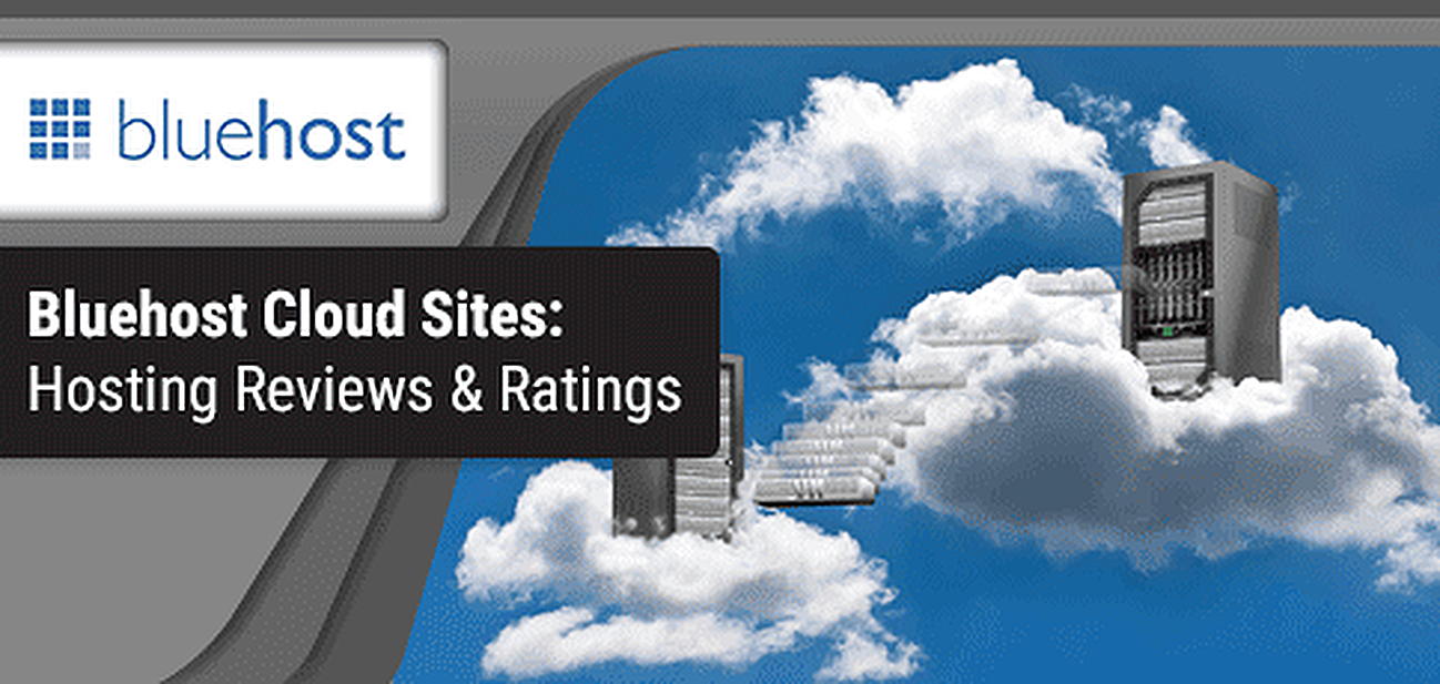 Bluehost Cloud Review Graphic