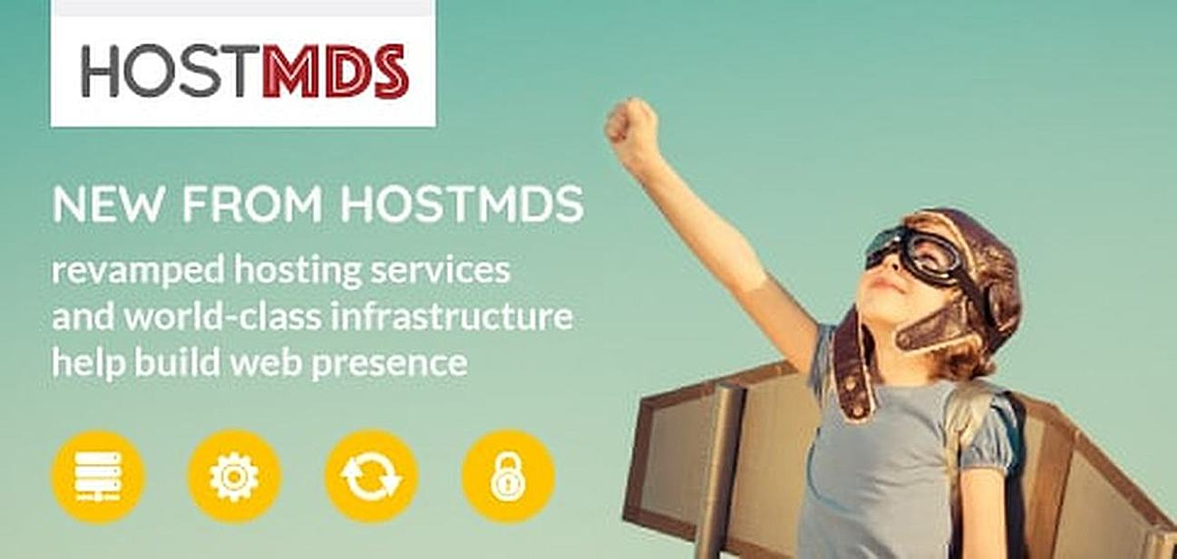 New from HostMDS: Revamped, Low-Cost Hosting Services and World-Class Infrastructure to Help Site Owners Realize Their Online Business Visions
