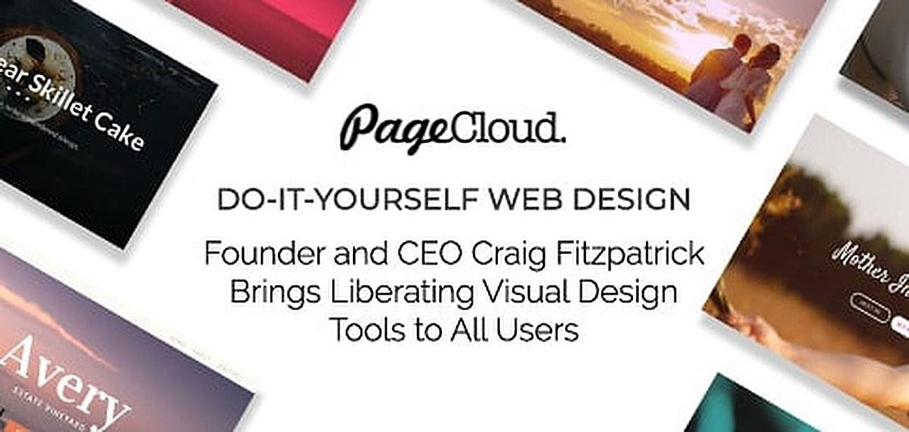 Do it yourself web design with pagecloud founder and ceo craig do it yourself web design with pagecloud founder and ceo craig fitzpatrick brings solutioingenieria Choice Image