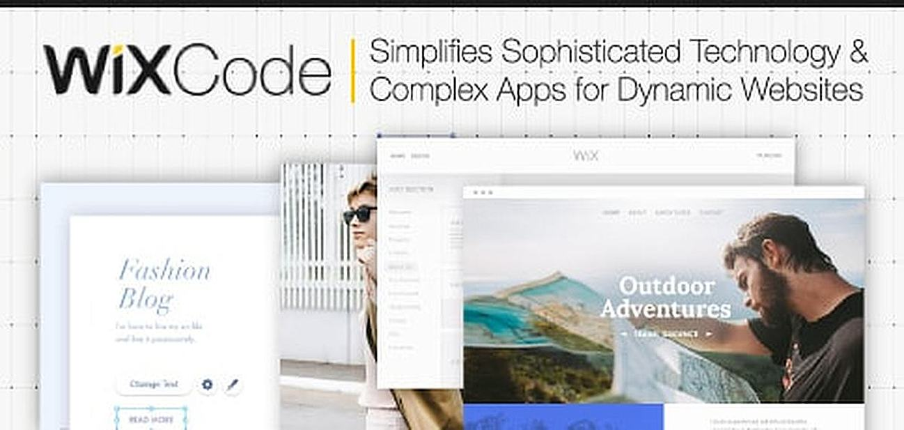 Creation Without Limits: Wix Code Simplifies Sophisticated Web Design for Both Beginners and Experts