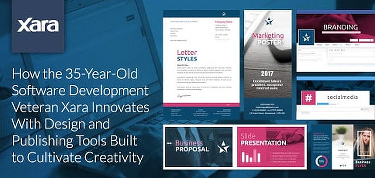 Xara How The 35 Year Old Software Development Veteran Continues To Innovate Web Design And Publishing With Tools Built To Cultivate Creativity Hostingadvice Com Hostingadvice Com