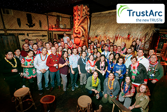 Photo of the TrustArc team