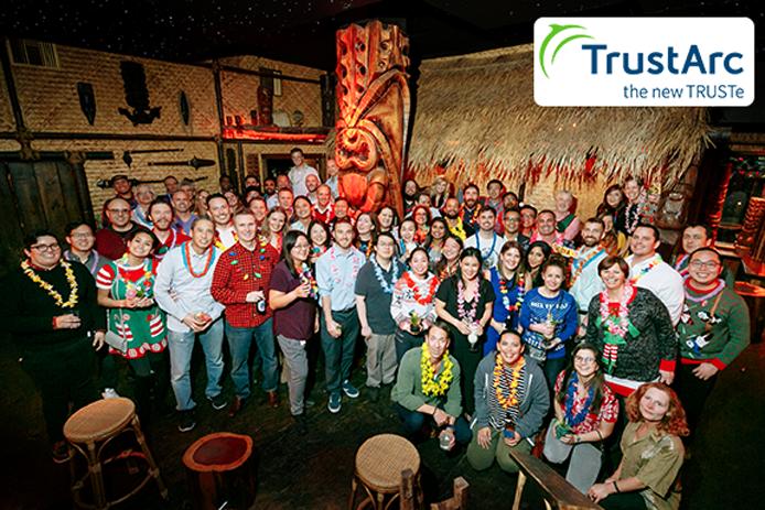Photo of the TrustArc team