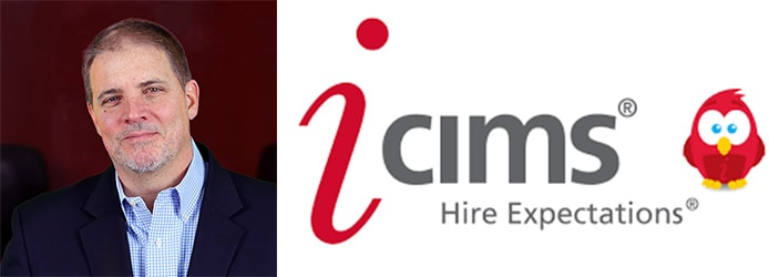 Image of Al Smith with iCIMS logo