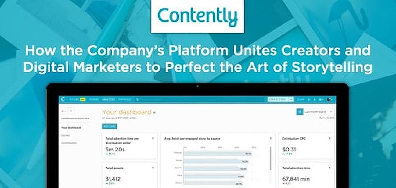 Founder Shane Snow Talks Contently and How the Company's Content Platform Unites Creators and Digital Marketers to Perfect the Art of Storytelling