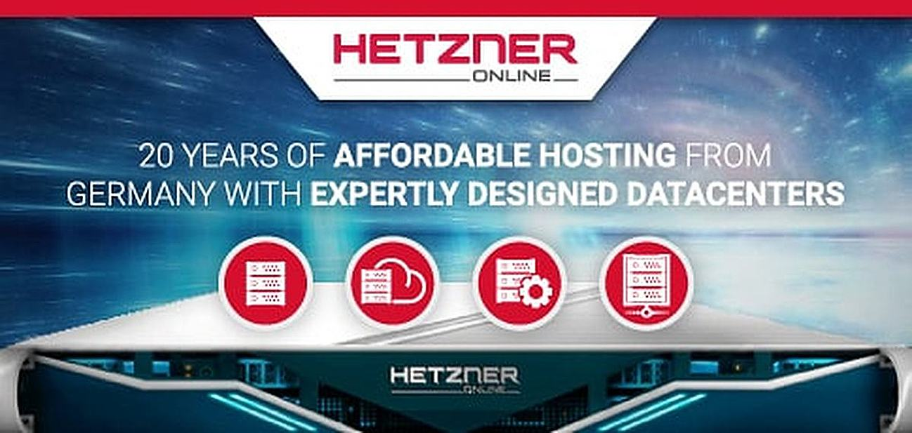 Hetzner Online's 20 Years of Affordable Hosting From Germany