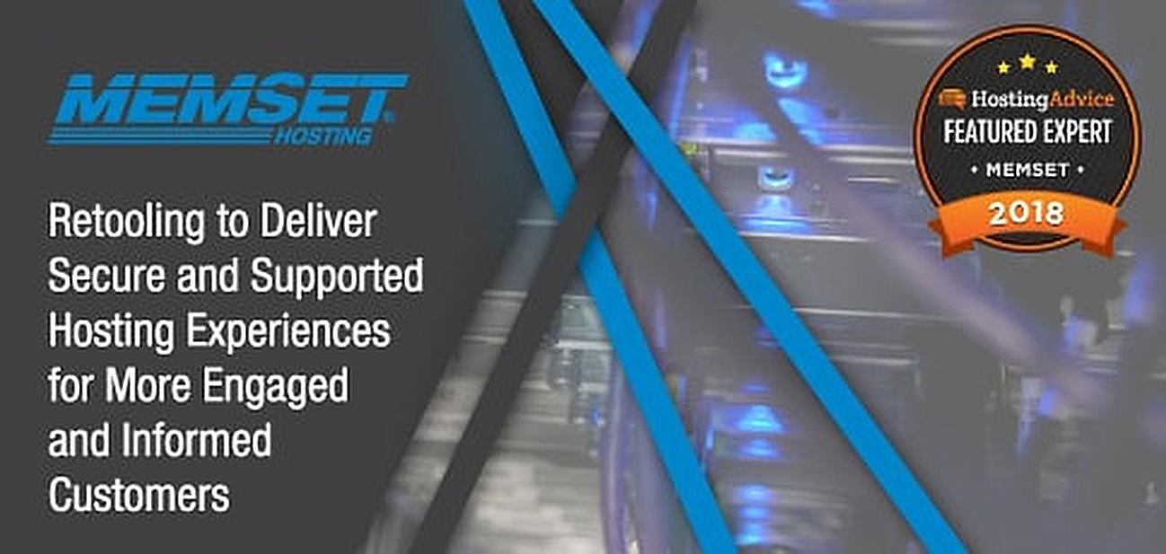 Memset Retools to Deliver Secure and Supported Hosting Experiences for More Engaged Customers