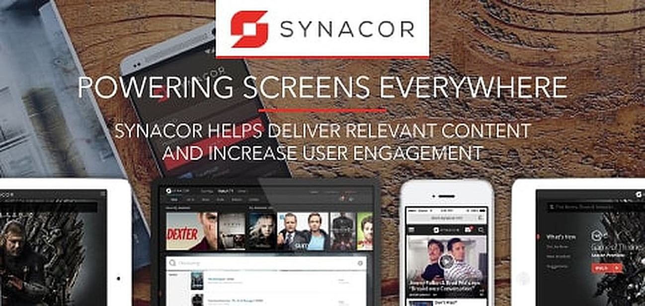 Synacor hhelps deliver relevant content and increase user engagement