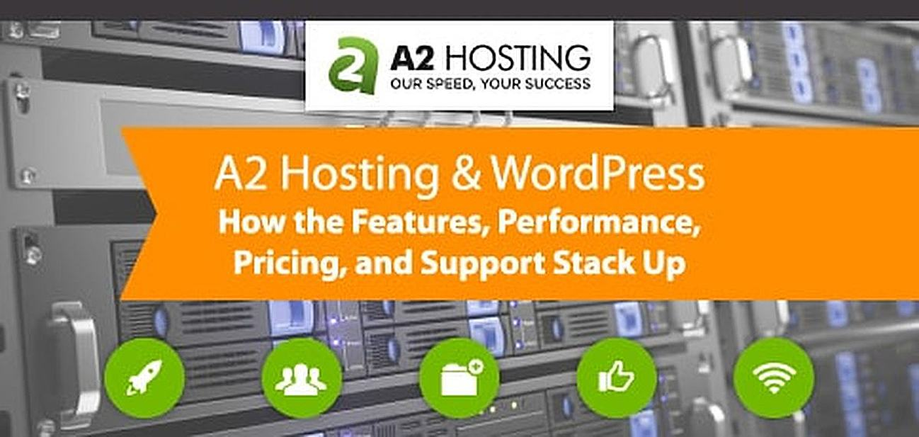 A2 Hosting WordPress review