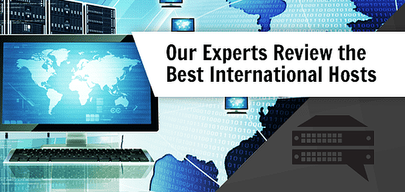 best international web hosting