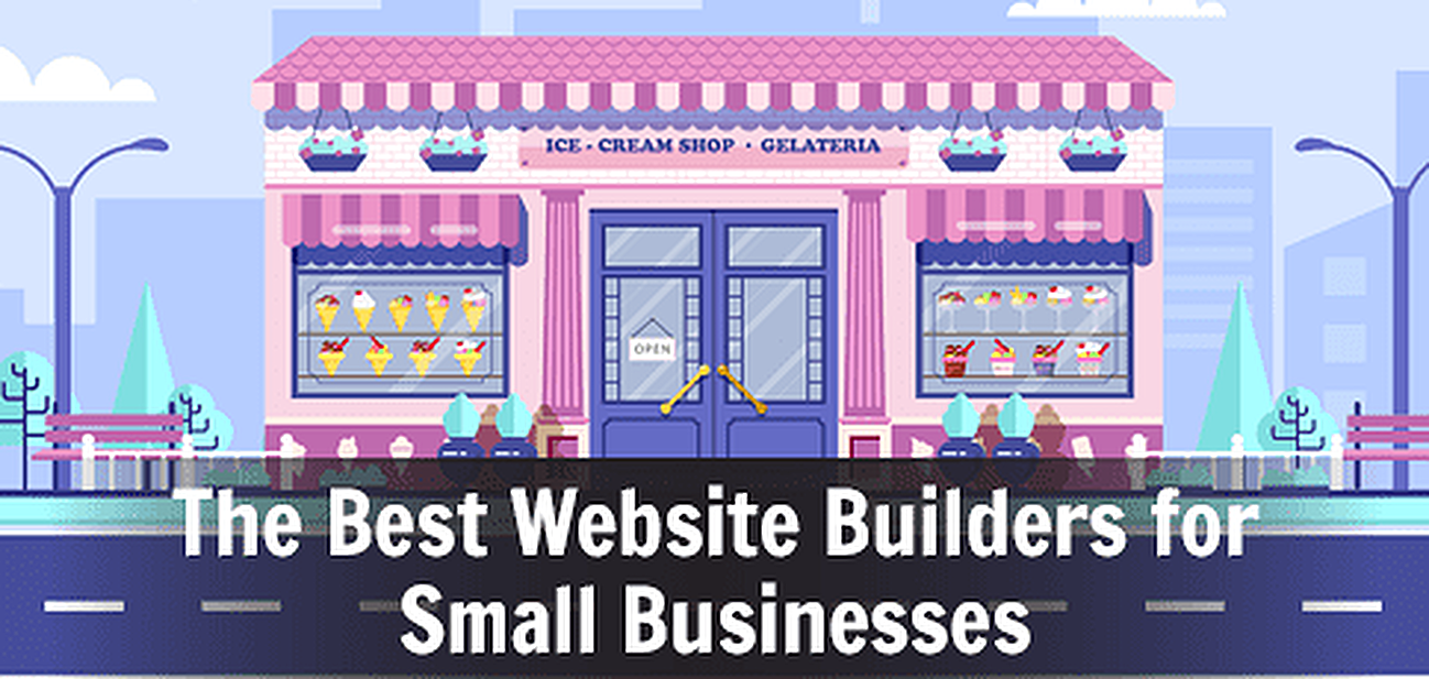 15 Best Website Builders for Small Business 2019: Hosting & eCommerce
