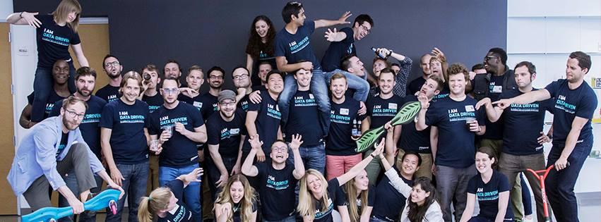 Image of Mixpanel employees