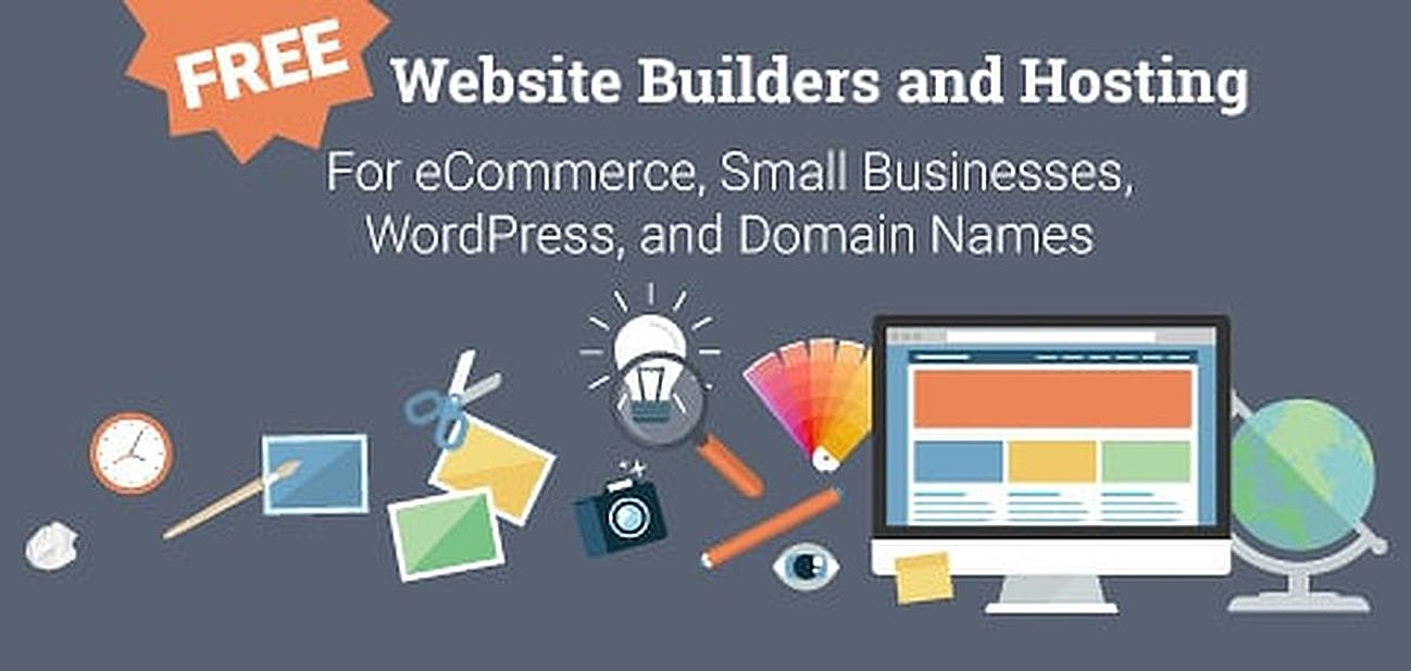 best free website for small business
