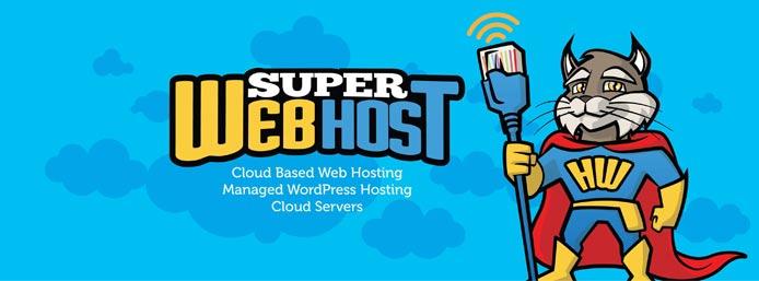 SuperWebHost logo