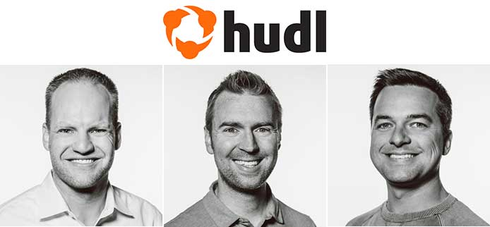 Images of Hudl founders