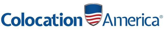 Colocation America logo.