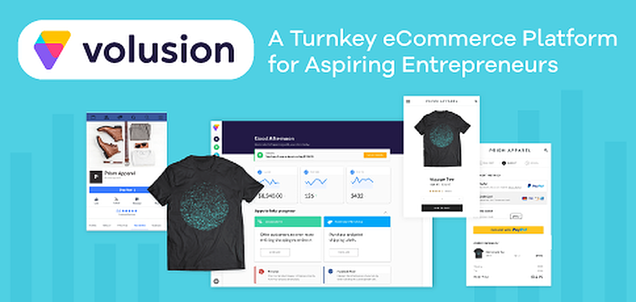 Founder Kevin Sproles Talks Volusion: How the Turnkey eCommerce Platform Continues to Help Entrepreneurs Build Successful Online Shops