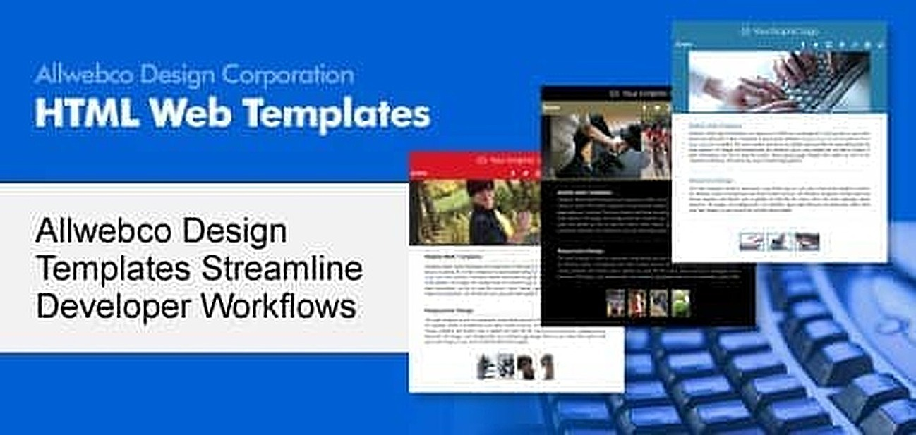 Founder Erich Vokral on Allwebco Design™: How the Company's White-Label HTML Templates Empower Developers to Streamline Workflows