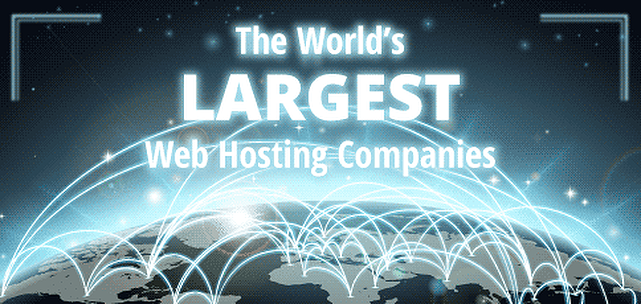 20+ Largest Web Hosting Companies in 2019: World & US Markets