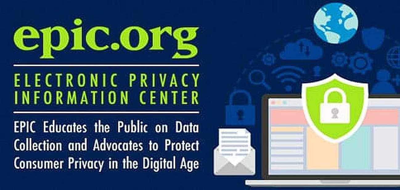 EPIC Educates the Public on Data Collection and Advocates to Protect Consumer Privacy in the Digital Age